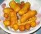 Le grispelle salate gizzerote, le preferite con l'acciuga o senza ?