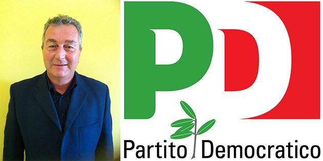 Gli auguri di Maurizio Palmieri (Pd) al neo Presidente Antonio Scalzo