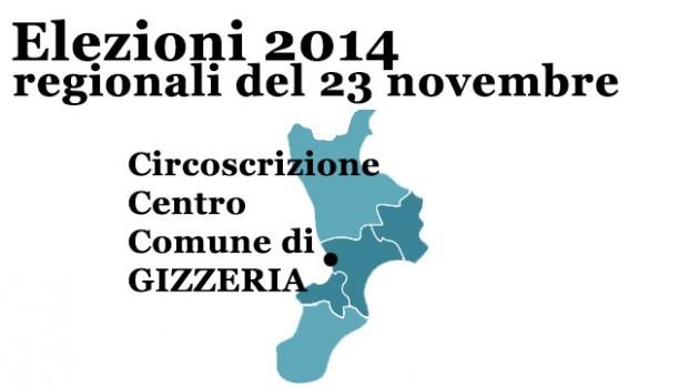 Elezioni Regionali, voti e preferenze a Gizzeria sezione per sezione