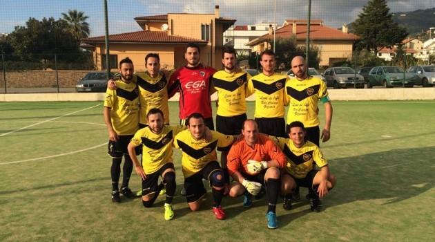 Athletic Club Gizzeria alla prima sconfitta in campionato