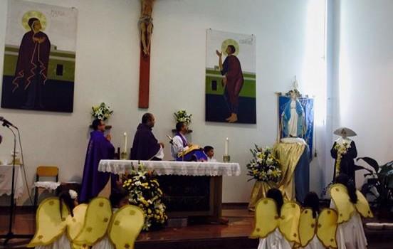 Mortilla, conclusi i festeggiamenti in onore di Santa Caterina Labourè