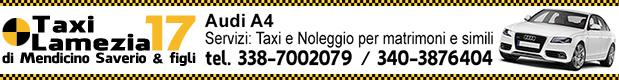 Taxi Airport Lamezia Terme